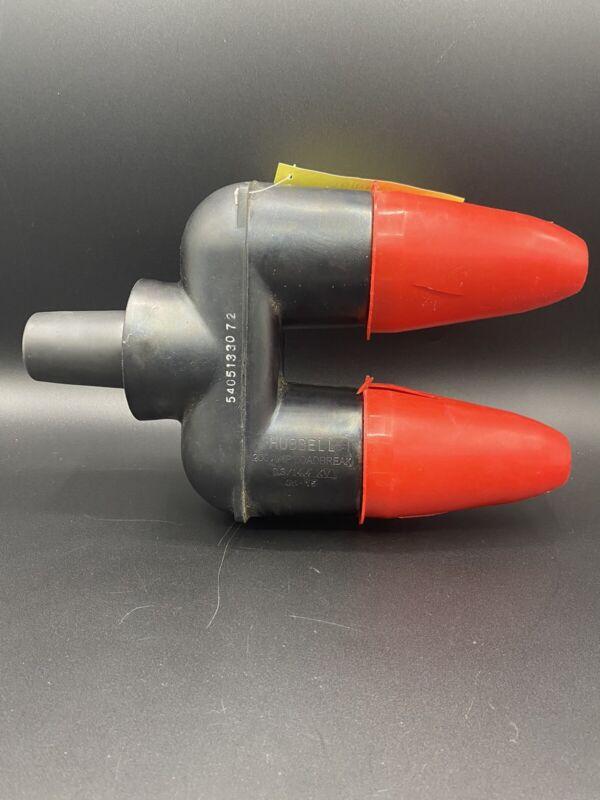 Hunbell IS200FTI Feed-Thru Insert 15kV & 25kV 200 Amp for transformers- No Box