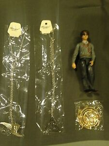 Lucan - Harry Potter Figure and Necklaces