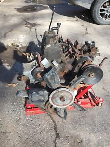 1994 Jeep 4cyl engine and transmission