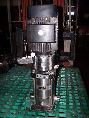 Grundfos Stainless Steel 1 Multistage Pump Crn 4-60 A-p-g-auuv