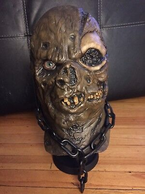 Friday the 13th part 7 Jason Voorhees Mask Night Owl Halloween Prop High End