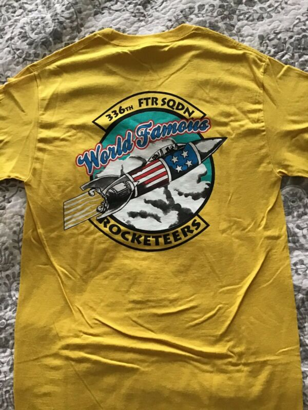 F-15E 336th Fighter Squadron Friday T-shirt