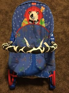 Baby's swing chair