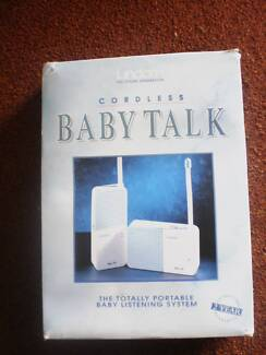 BABY MONITOR -- PORTABLE & CORDLESS