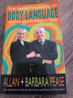 Body language alan pease. As new