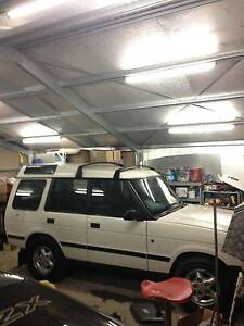Wrecking Land Rover Discovery 1 1997 Dungog Dungog Area Preview