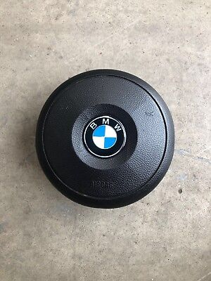 BMW E60 5 SERIES M SPORT DRIVERS STEERING WHEEL AIRBAG 2005 09