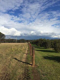H.T.M Rural Fencing Contractors  Cessnock Cessnock Area Preview