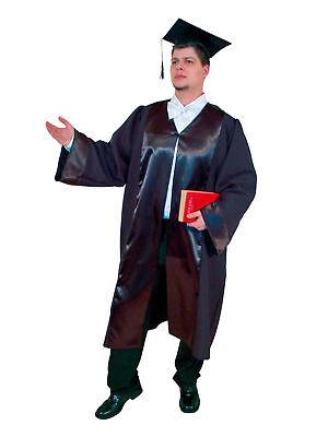 Robe Richter Anwalt Doktorant Schüler Umhang - Schwarze Richter Robe Kostüm