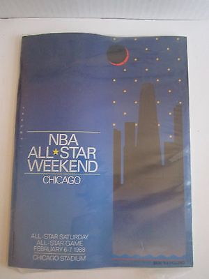 1968 & 1969 SPORTS ILLUSTRATED MAGS & 1988 NBA ALL STAR PROGRAM, MORE - BOX -