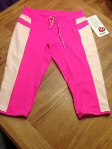 Lululemon Size 10 Brand New Crops