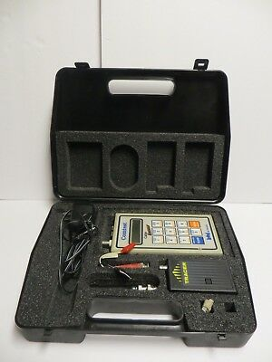 Microtest Comtest Cable Scanner M-trade Tracer Kit