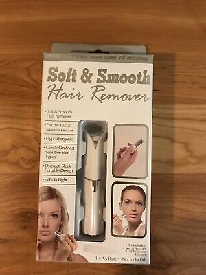 BRAND NEW Tekno Soft And Smooth Hair Remover - Free Shipping