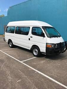 1999 TOYOTA COMMUTER BUS 14 SEATER *92,000kms* 1 OWNER Blackburn Whitehorse Area Preview
