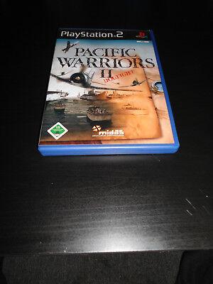 Pacific Warriors II - Dog Fight (Sony PlayStation 2, 2005, DVD-Box) gebraucht kaufen  Bitterfeld