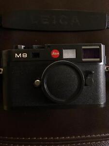 Leica M8 digital camera body