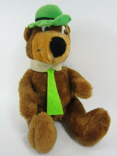 VINTAGE YOGI BEAR Plush Hanna Barbera 1980 Mighty Star
