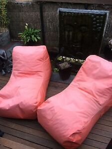 Extra large  bean bag sun lounges Toukley Wyong Area Preview