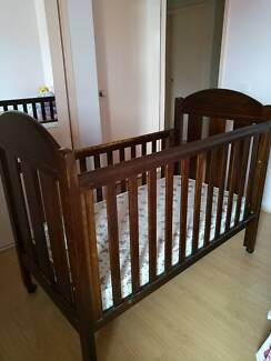 King Parrot Cot with Matress