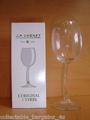 *J P Chenet Wonky wine glass BNIB, used for sale  United Kingdom