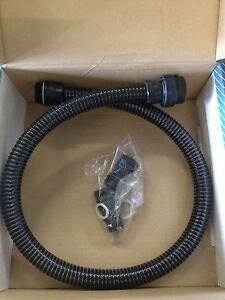 Elektra Beckum Spiralschlauch 1 M - Schlauch für Pumpe - 1