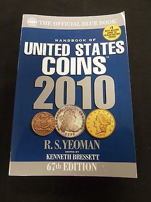 Whitman Blue Book US Coins Soft Cover 2010