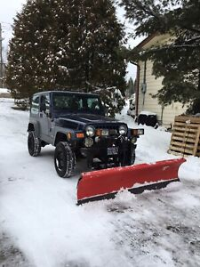 Ed's Snow Plowing