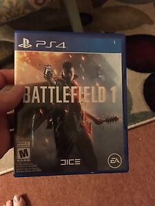 Battlefield 1 for sale or trade