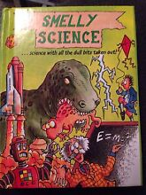 Smelly science a children's book new Secret Harbour Rockingham Area Preview