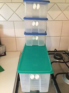 Tupperware fridge containers St Albans Brimbank Area Preview