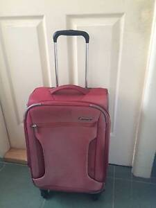 Small Travel Luggage Red – Good Condition Kingsford Eastern Suburbs Preview