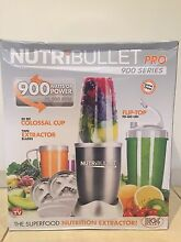 Nutribullet Pro 900 Series (15 piece) - New Enfield Burwood Area Preview
