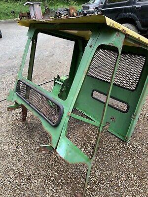 John Deere Gator 6 X 4 . 2 X 4 Curtis Canopy Metal Used 521