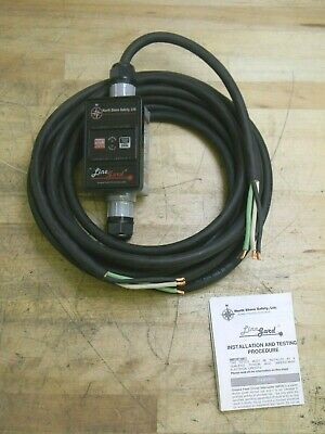 *NEW* North Shore Safety Line Guard cable 15ft 240vac 30amp PGFI-23100-321