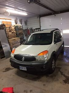 *Reduced* 2003 Buick rendezvous