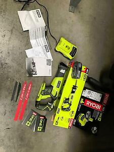 Ryobi One+ 18V Cordless Reciprocating Saw + 18v 2.5ah Battery Largs North Port Adelaide Area Preview