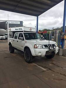 2009 Nissan Navara Ute Alice Springs Alice Springs Area Preview