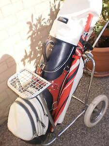 golf buggy, clubs & accessories St Albans Brimbank Area Preview