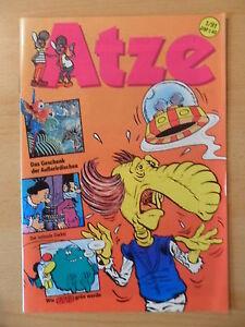 ATZE 1/1991 * FIX und FAX 397 Sammlerqualität kein ABO DDR-Comic