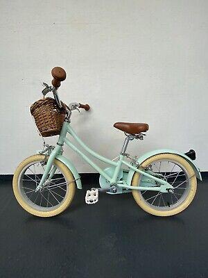 Girls 16inch Bobbin Gingersnap Bike