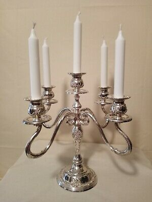 5 Piece Glass Top for Candlesticks Candle Holder Attachment Wind Light