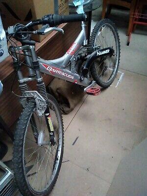 Barracuda mountain bike (Row 2)