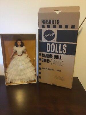 75th Anniversary Gone With The Wind Scarlett O'Hara Barbie Doll NRFB