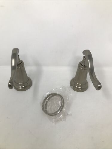 Price Pfister Bathroom Faucet Handles 2 Count. O - $5.00