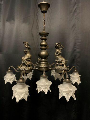 vintage chandelier ceiling light