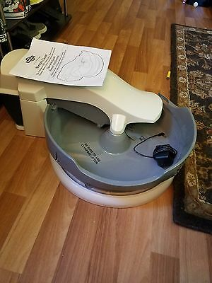 automatic kitty litter box electric simply clean