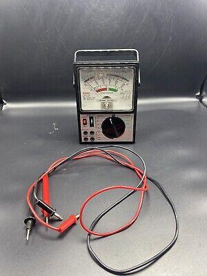 Vintage Multimeter Sears Model 82364