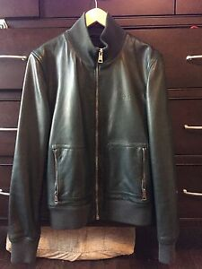 Gucci Leather Jacket for men