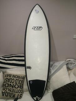 6'2 Hayden Shapes HYPTO KRYPTO FutureFlex Surfboard Cronulla Sutherland Area Preview