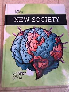 New Society 8th edition textbook